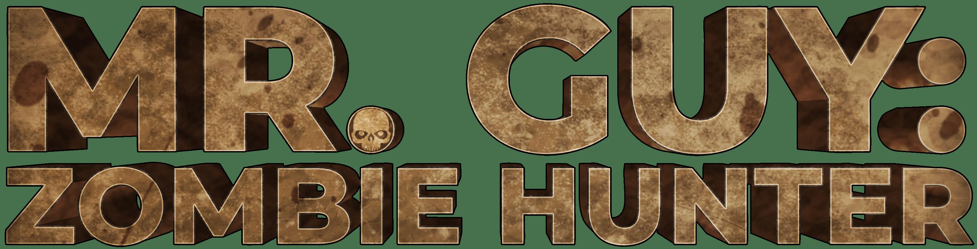 Mr. Guy: Zombie Hunter