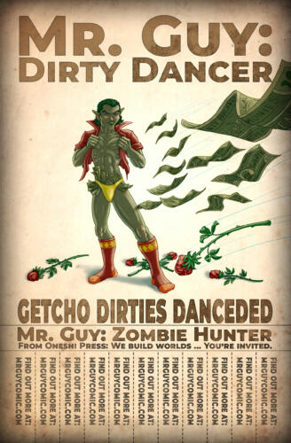 Mr. Guy: Dirty Dancer