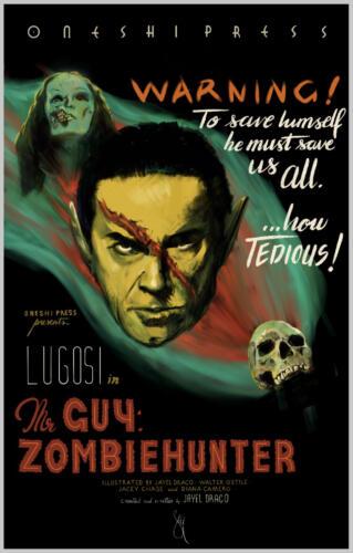 Mr. Guy: Frankenstein/Lagosi