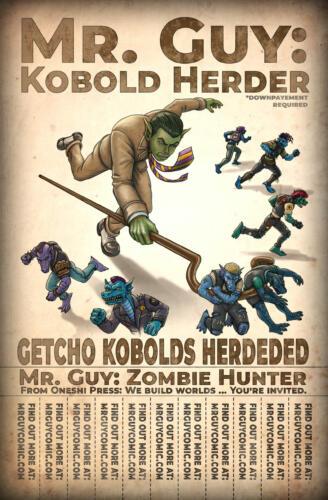 Mr. Guy: Kobold Herder