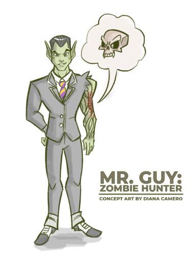 Mr. Guy: Arc III